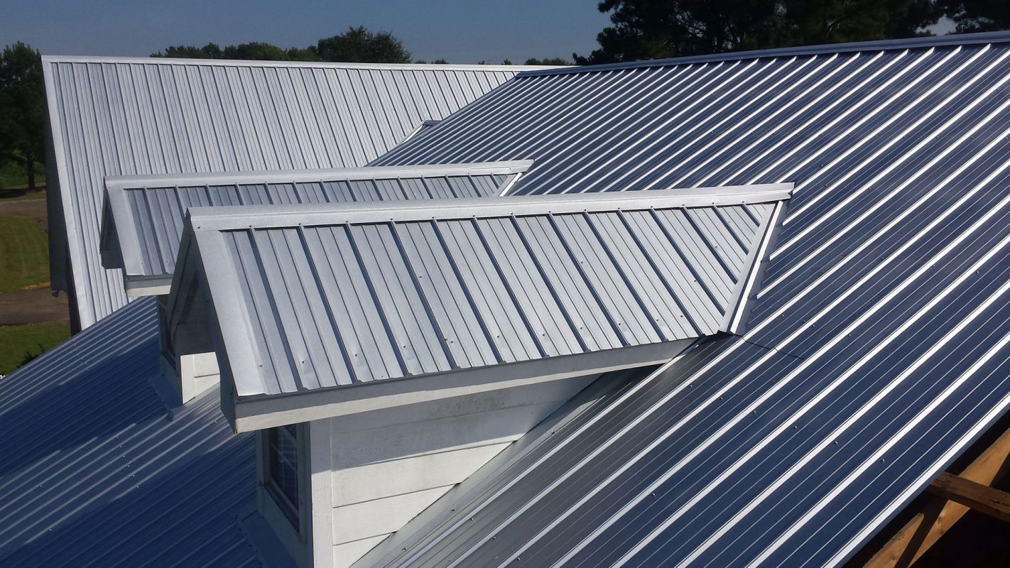 Metal Roofing Services Chesterfield VA