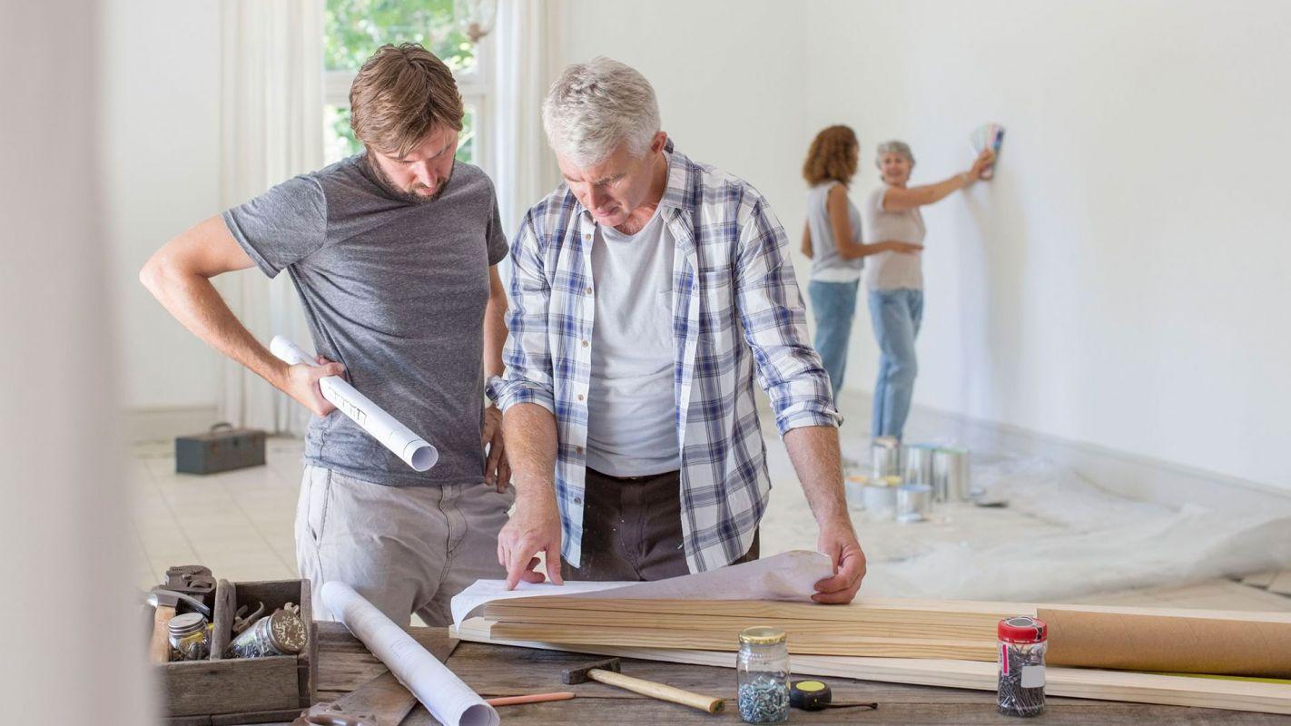 Home Renovation Services Mechanicsville VA