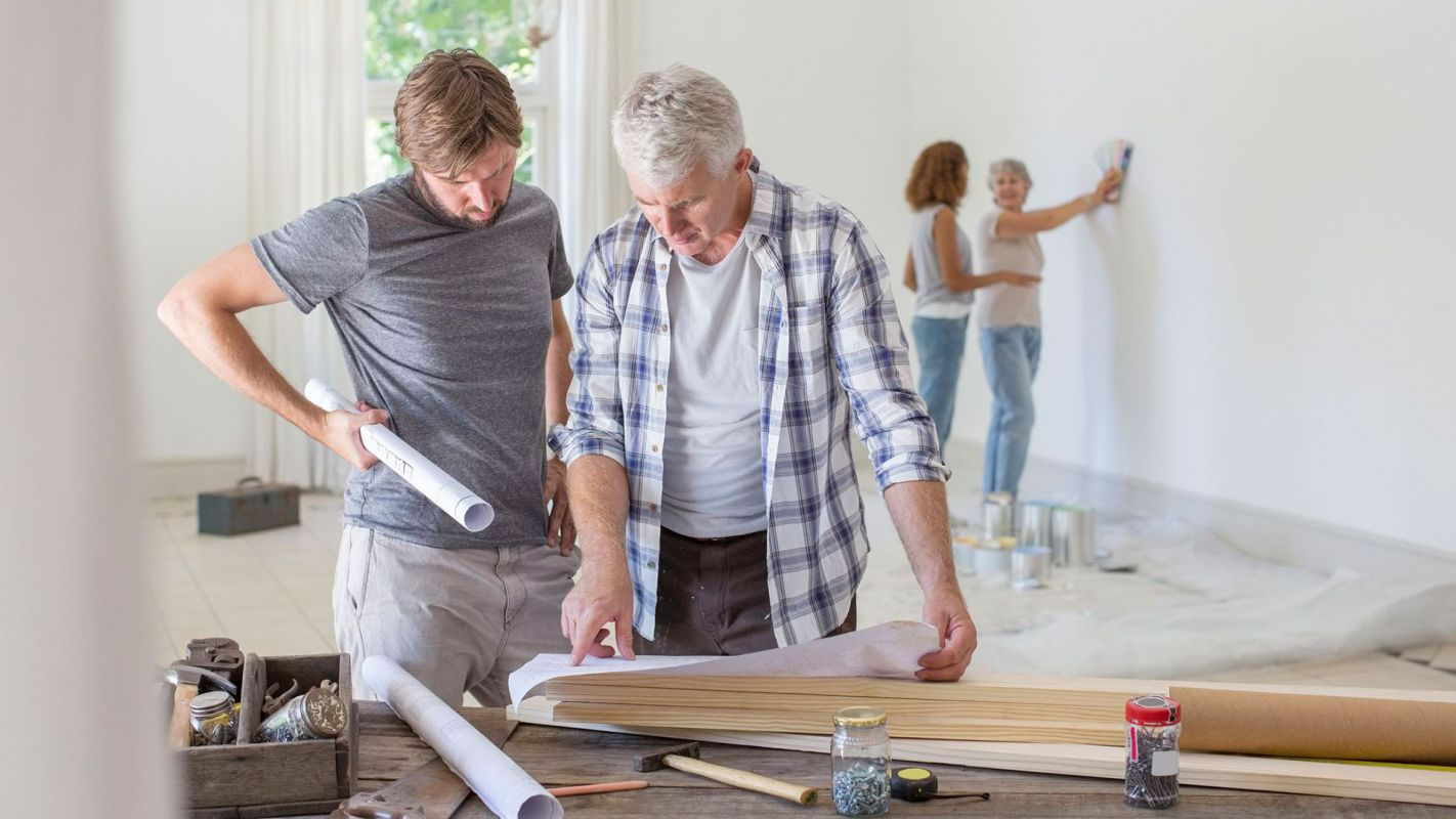 Home Renovation Services Richmond VA