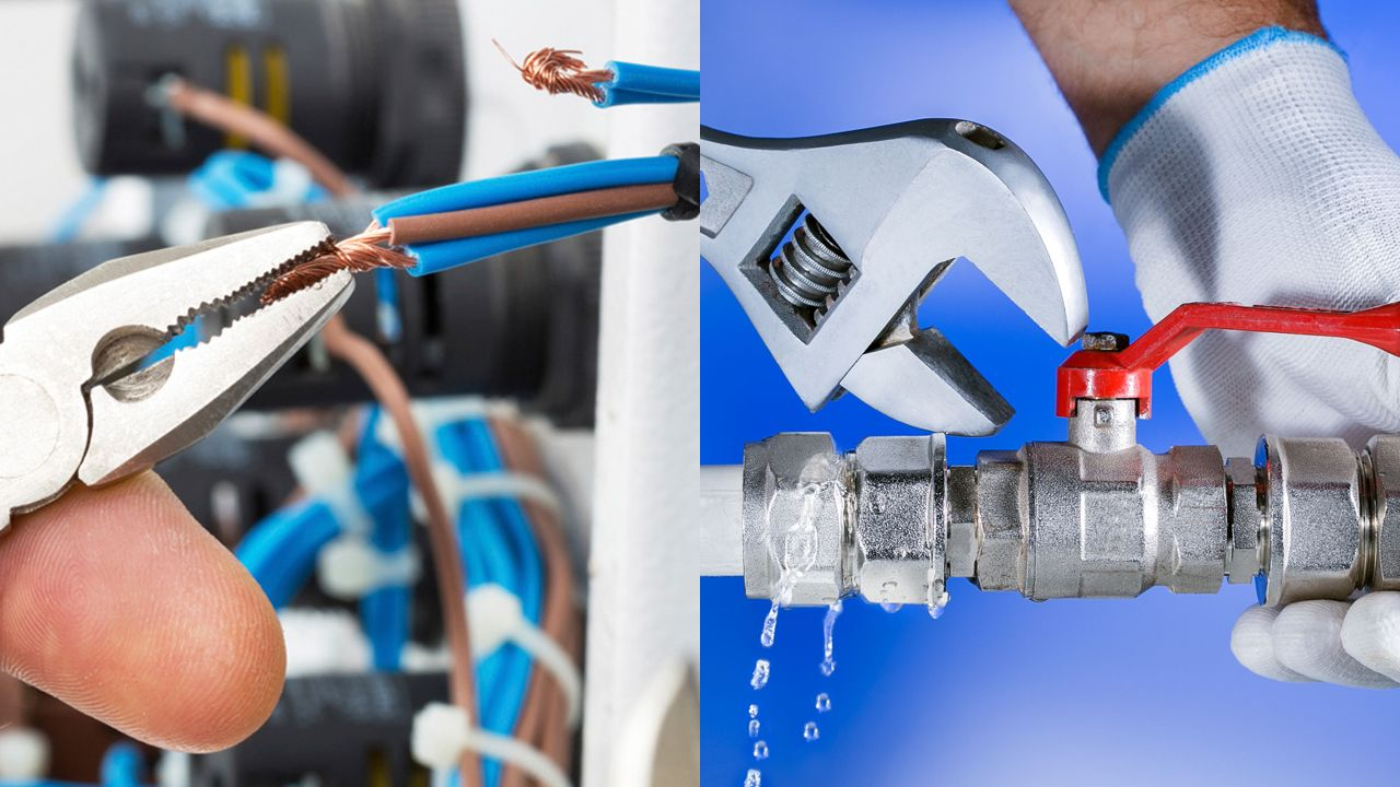 ELECTRICAL & PLUMBING INSPECTION
