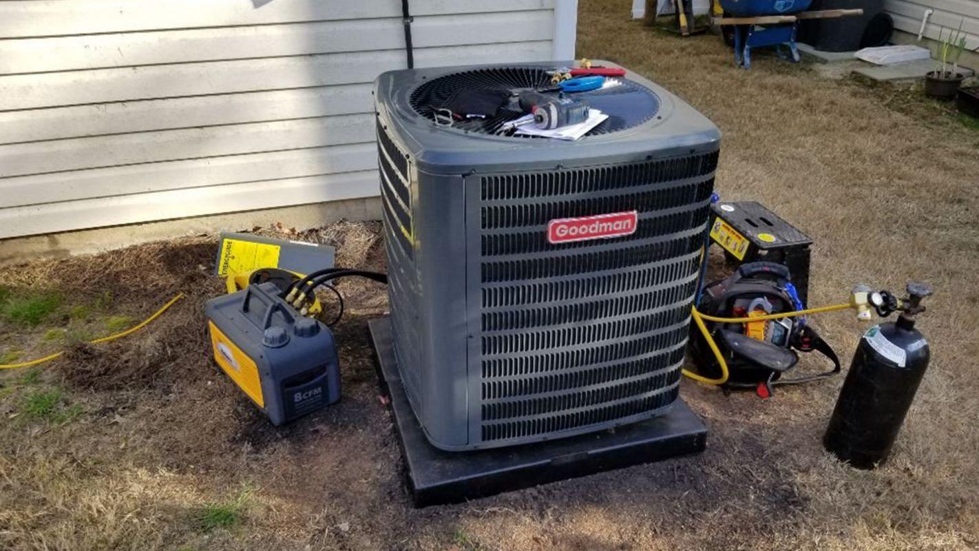 Heating Repair Services Charlotte NC